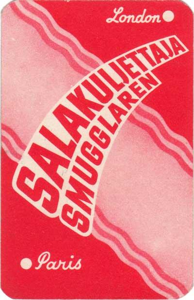 "Scandinavian edition of Pepys' ""Contraband"", c.1958"