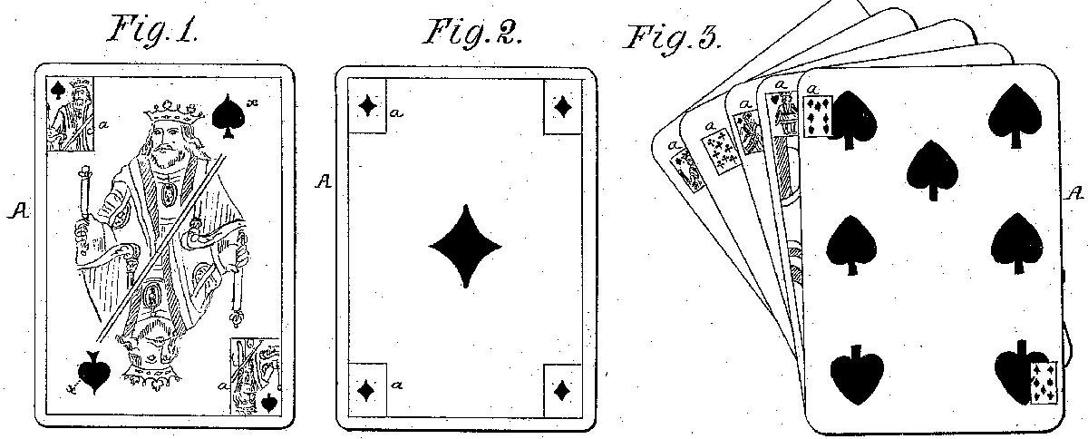 Robert Chanony's patent, 1876