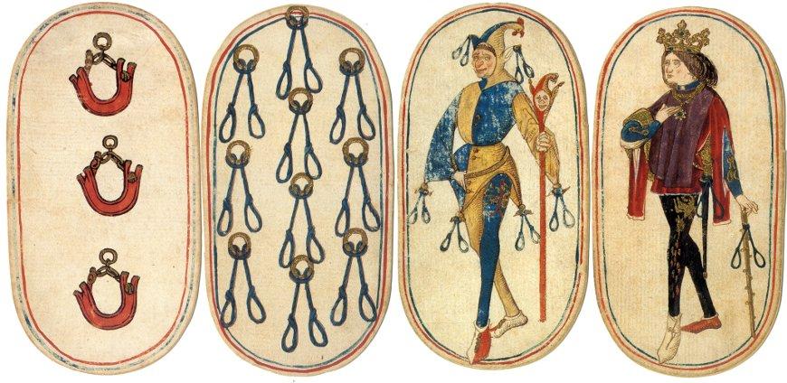 Flemish Hunting Deck, c.1475-80