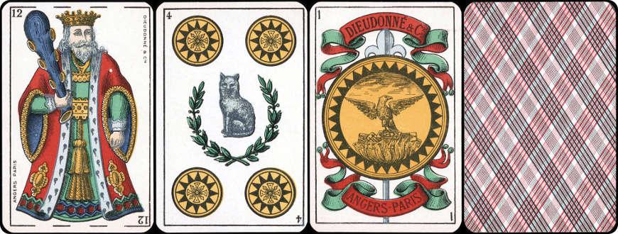 Cartes Catalanes, 1895