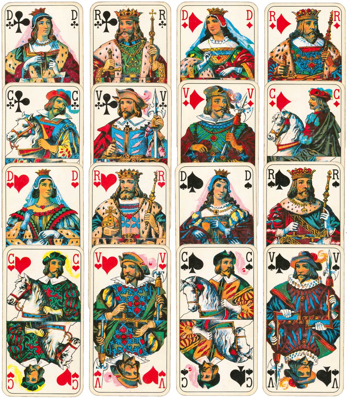 Tarot des Pompiers de Paris manufactured by Éditions Dusserre