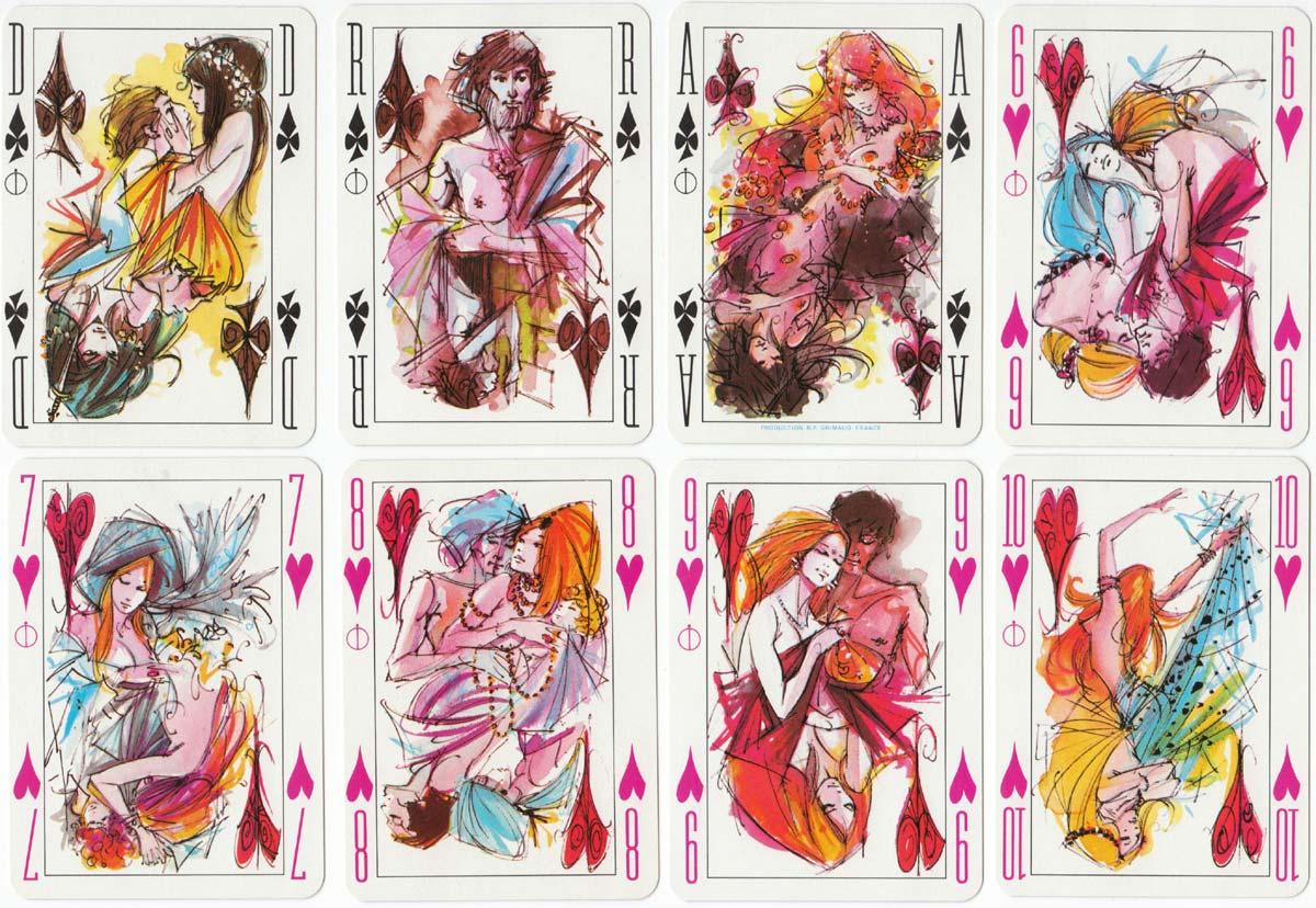 Playtex, le jeu de la beauté et du destin, Grimaud, 1971