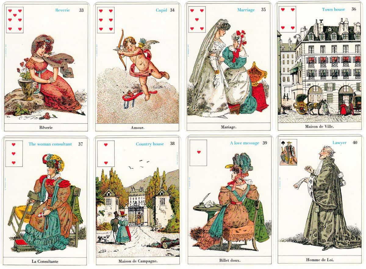 La Sibylle des Salons facsimile published by J M Simon, 1979