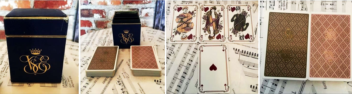 Venice Simplon-Orient-Express Playing Cards
