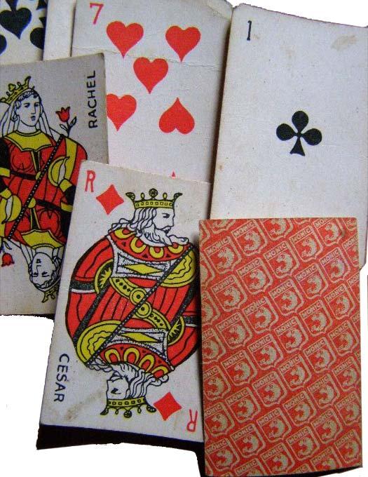 'Monic' brand deck