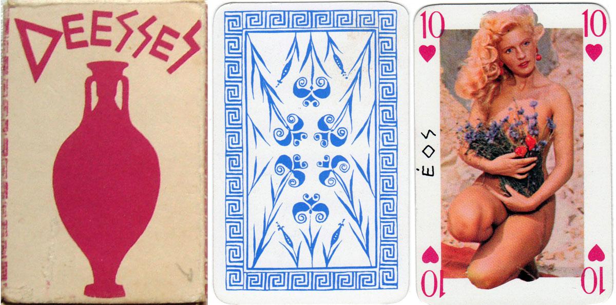 """Déesses II Mythological Story"" published by Éditions Philibert, 1960"