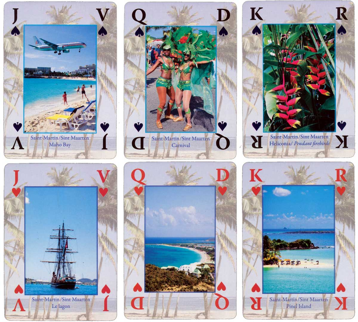 St-Martin Island Souvenir published by Editions Exbrayat