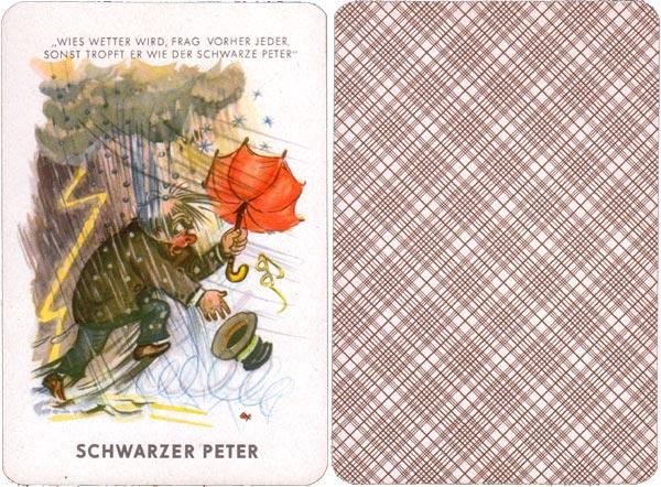 Wie Wird das Wetter published by Verlag Rudolf Forkel in 1952