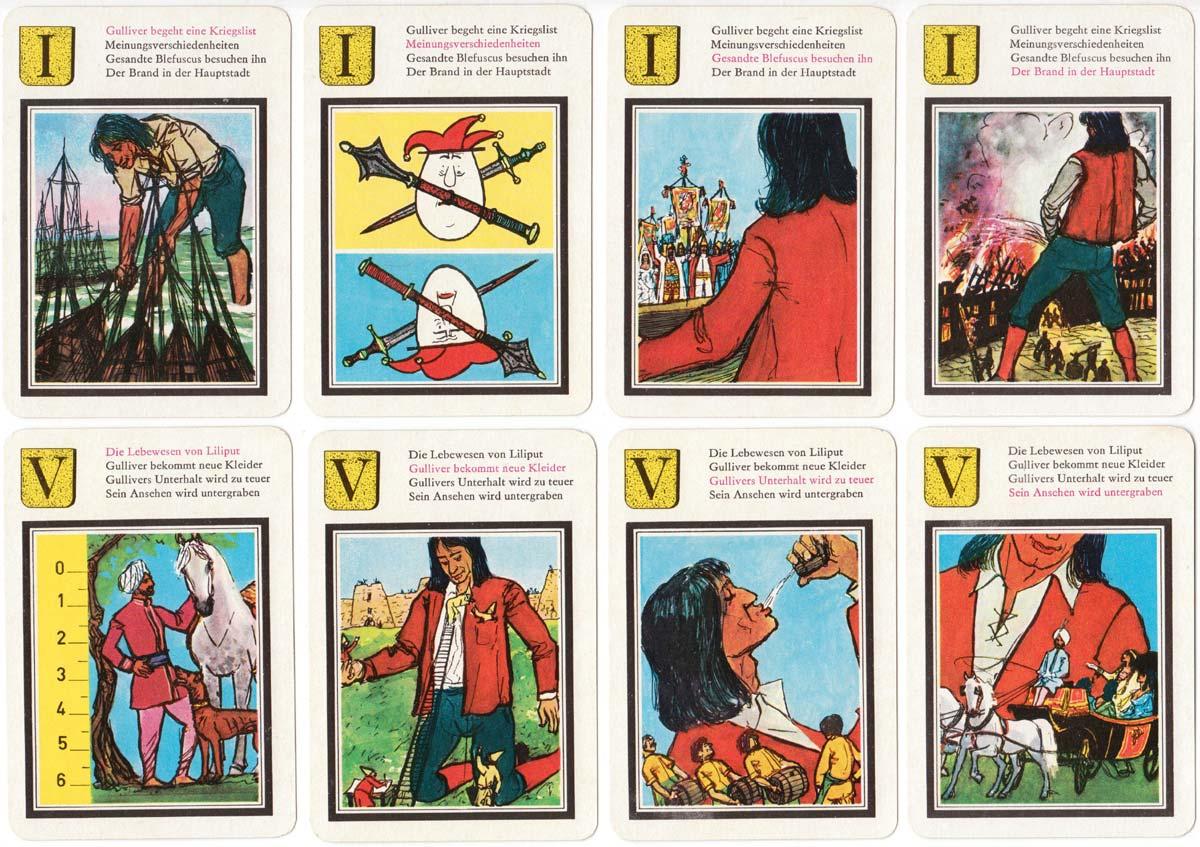 Gulliver im Land der Zwerge, Verlag für Lehrmittel, Pößneck, 1979