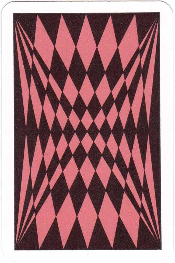 """Porträt"" designed by Walter Krauss, 1968"