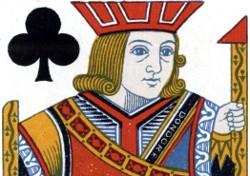 Poker No. 140 Jack of Clubs