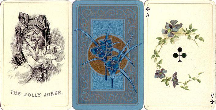 Dondorf's 'Luxus Club Karte No.184'