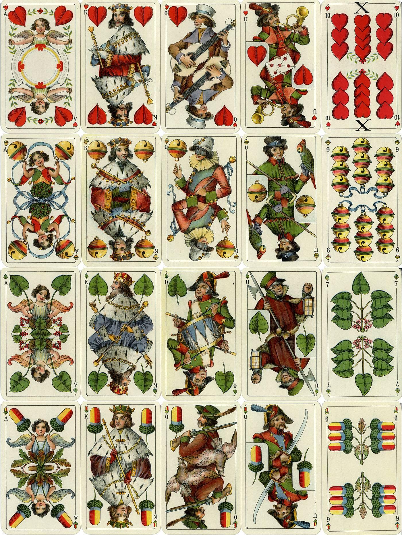 Gaigel Karten