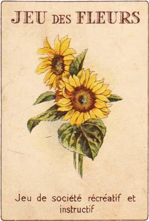 Dondorf's Jeu des Fleurs