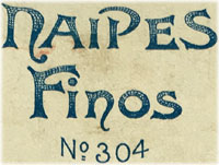 Naipes Finos No.304 manufactured by B. Dondorf, 1902