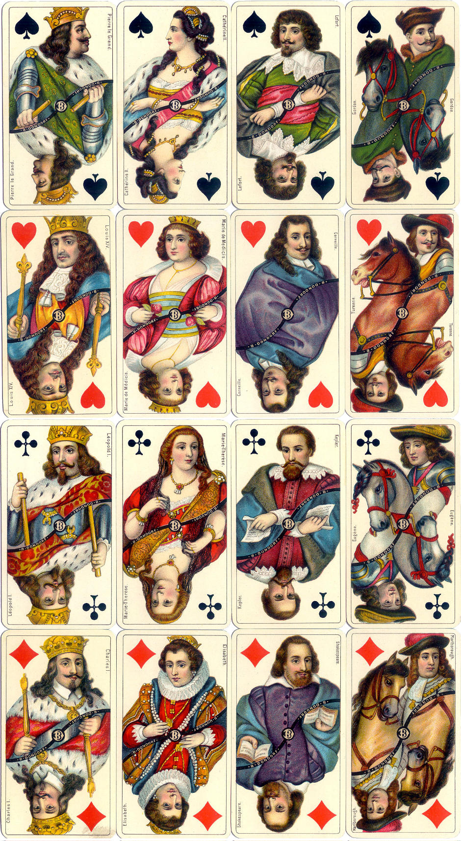 The World Of Playing Cards