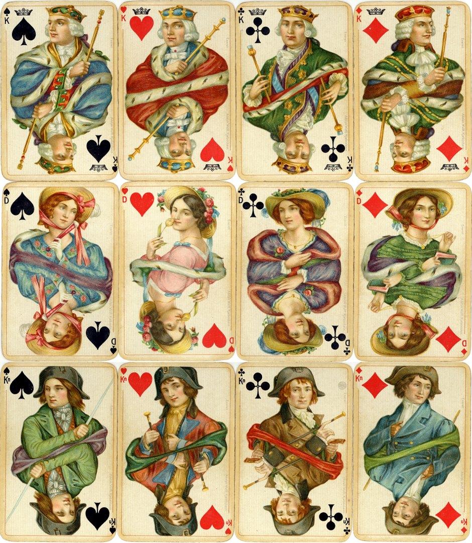 Kartenspiel Whist