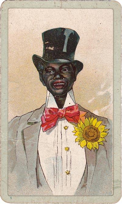 Zwarte Piet by Dondorf, 1906