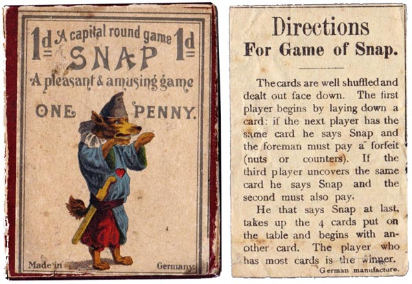 one penny Snap box