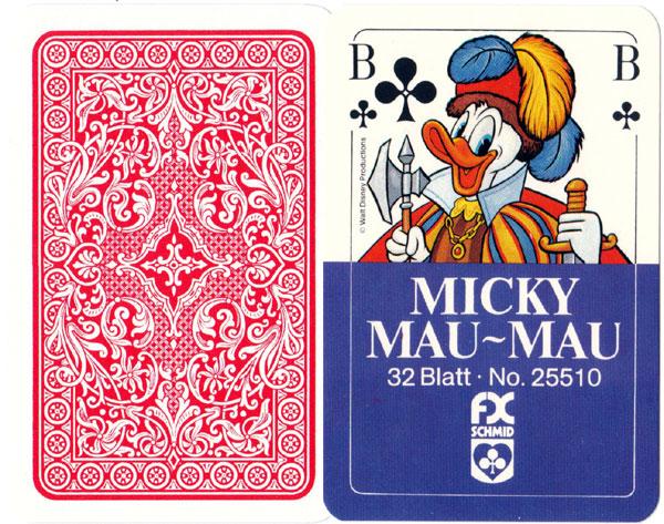 Micky Mau~Mau by F. X. Schmid, 1978