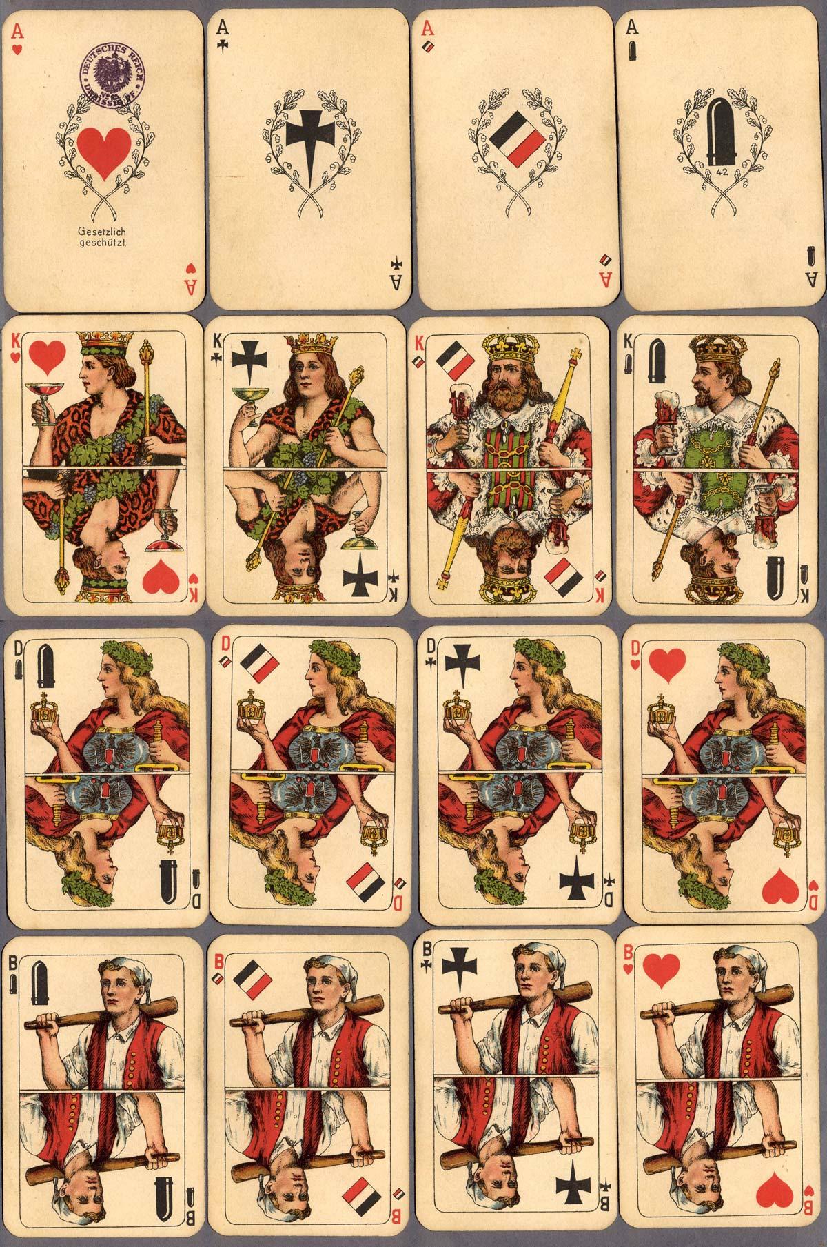 Trumpf Im Kartenspiel Französisch