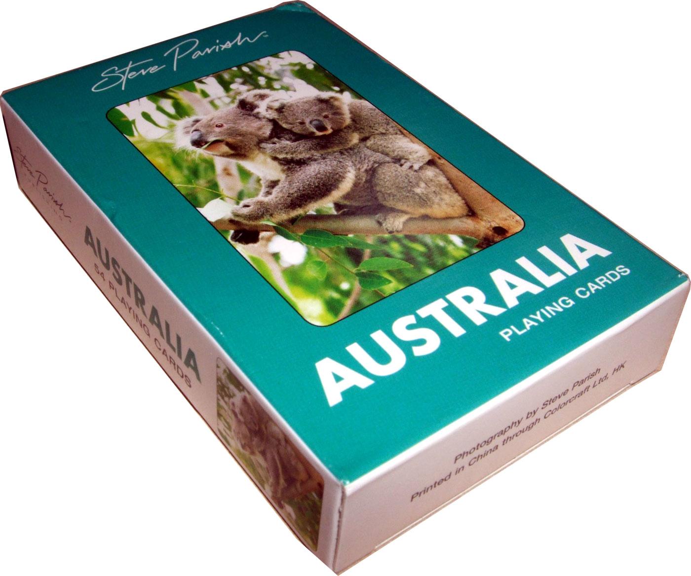 Australia by Steve Parish