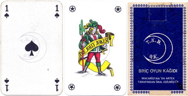 Artex A/30 brand for Turkey, 1980s