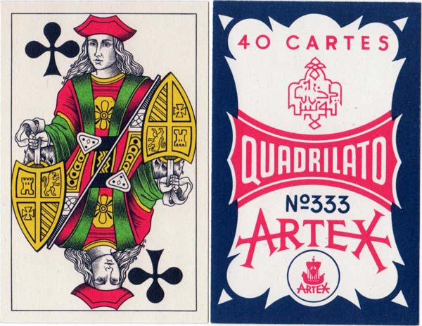 Artex Quadrilato No.333 for Tunisia