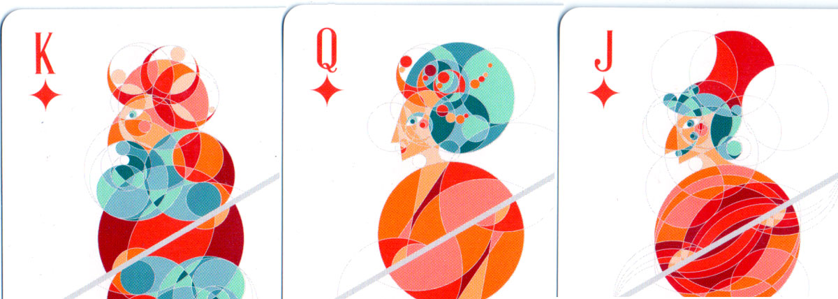 """Math Stack"" educational playing cards published by EduStack, 2015"