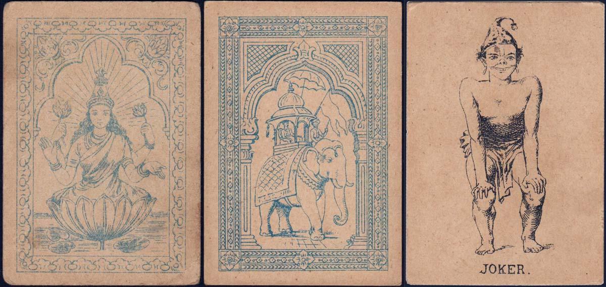 Ravi Varma Press, Bombay, India, c.1910