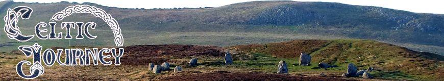 Celtic Journey - Irish Mythology playing cards