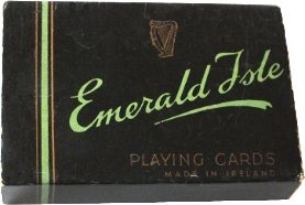 Emerald Isle box by Ormond Printing Co., c.1935-50