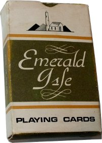 Emerald Isle box by Ormond Printing Co., c.1960-70