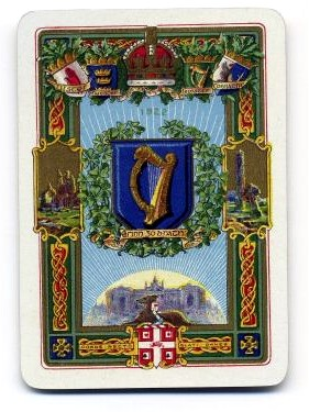 Commemorating the establishment of the Irish Free State, 1922