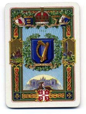 Commemorating the establishment of the Irish Free State, 1922