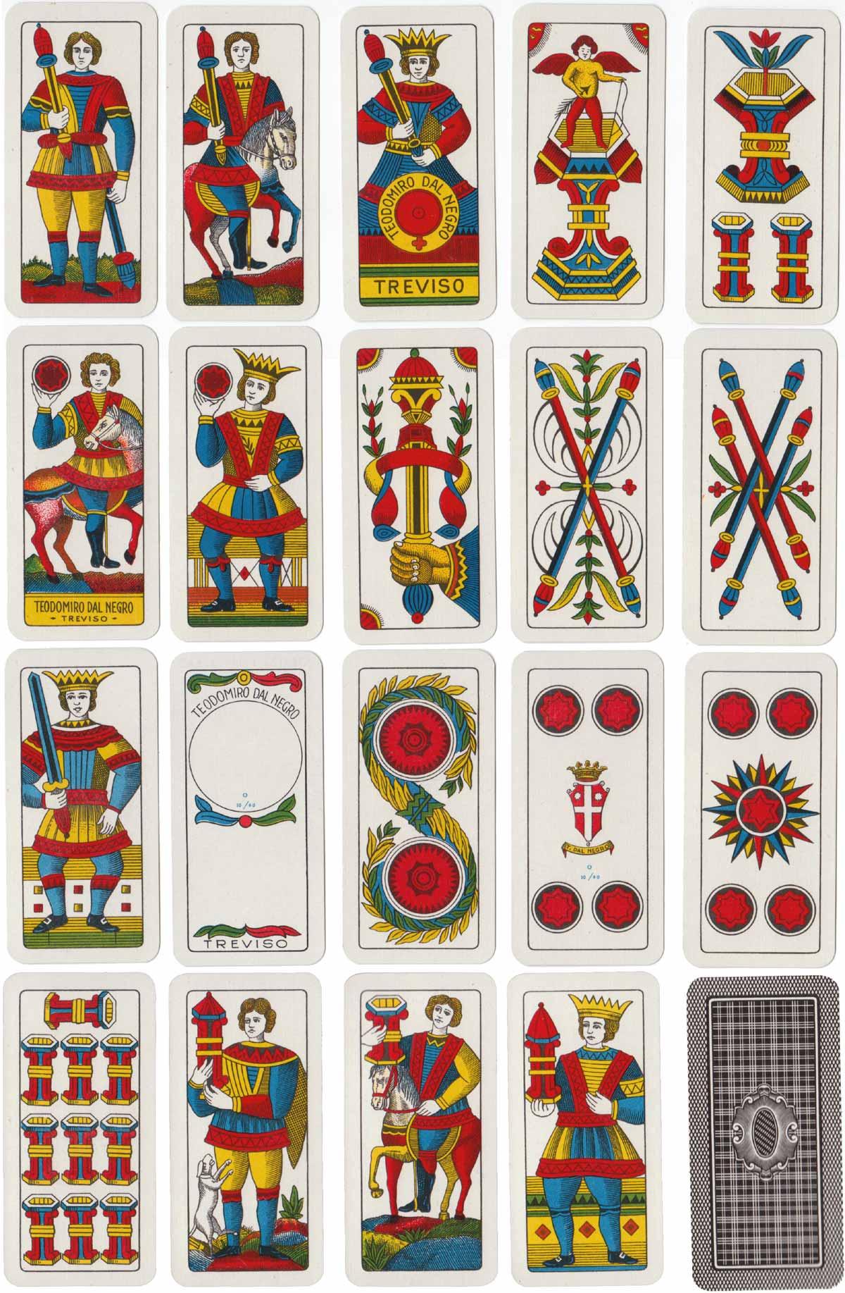 Bresciane pattern by Dal Negro, c.1960