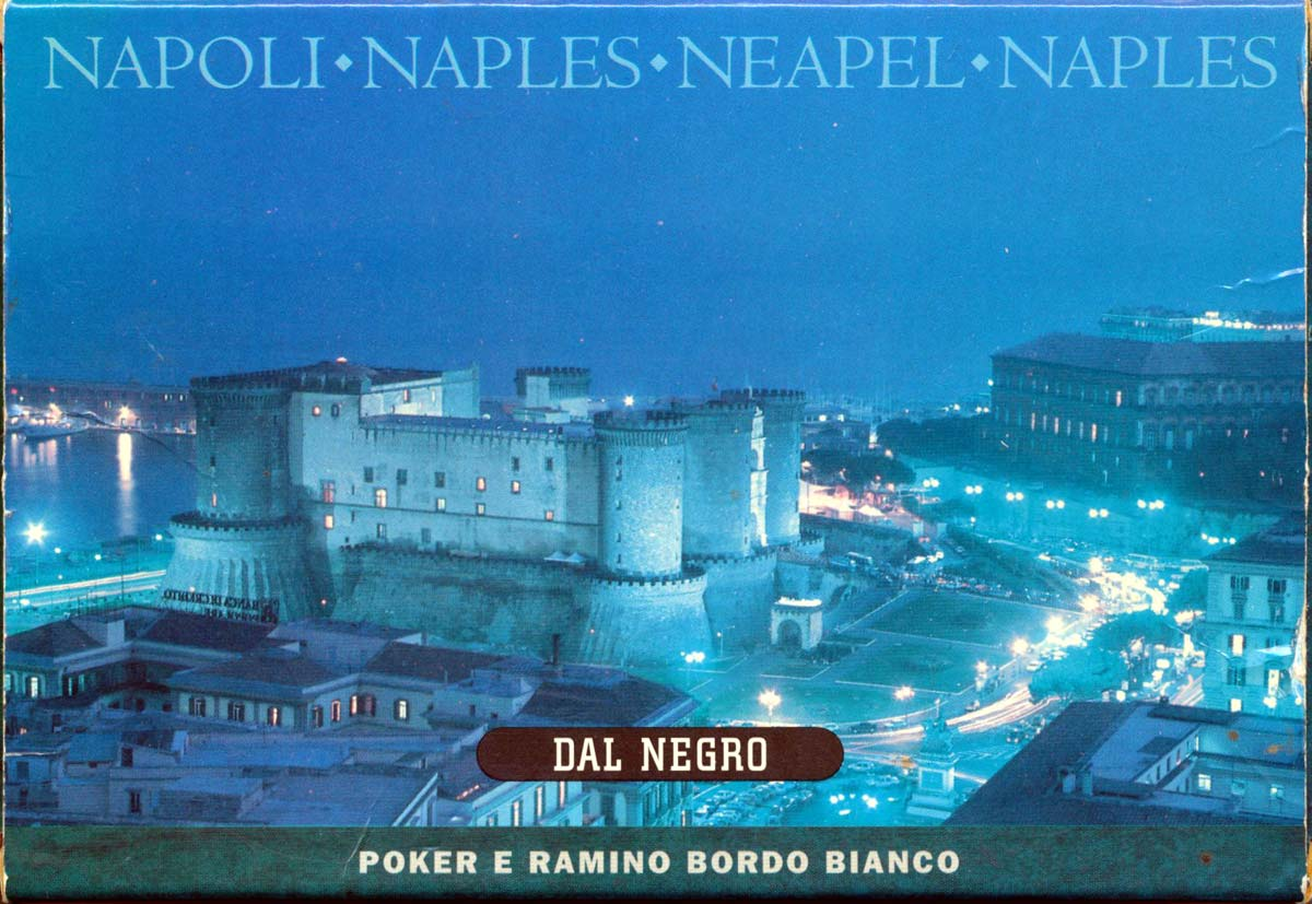 Striking views of Naples, photography by Cesare Gerolimetto, produced by Dal Negro