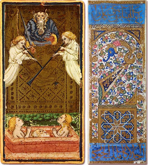 Visconti-Sforza Judgement card