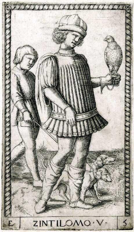 Tarocchi di Mantegna, c.1465
