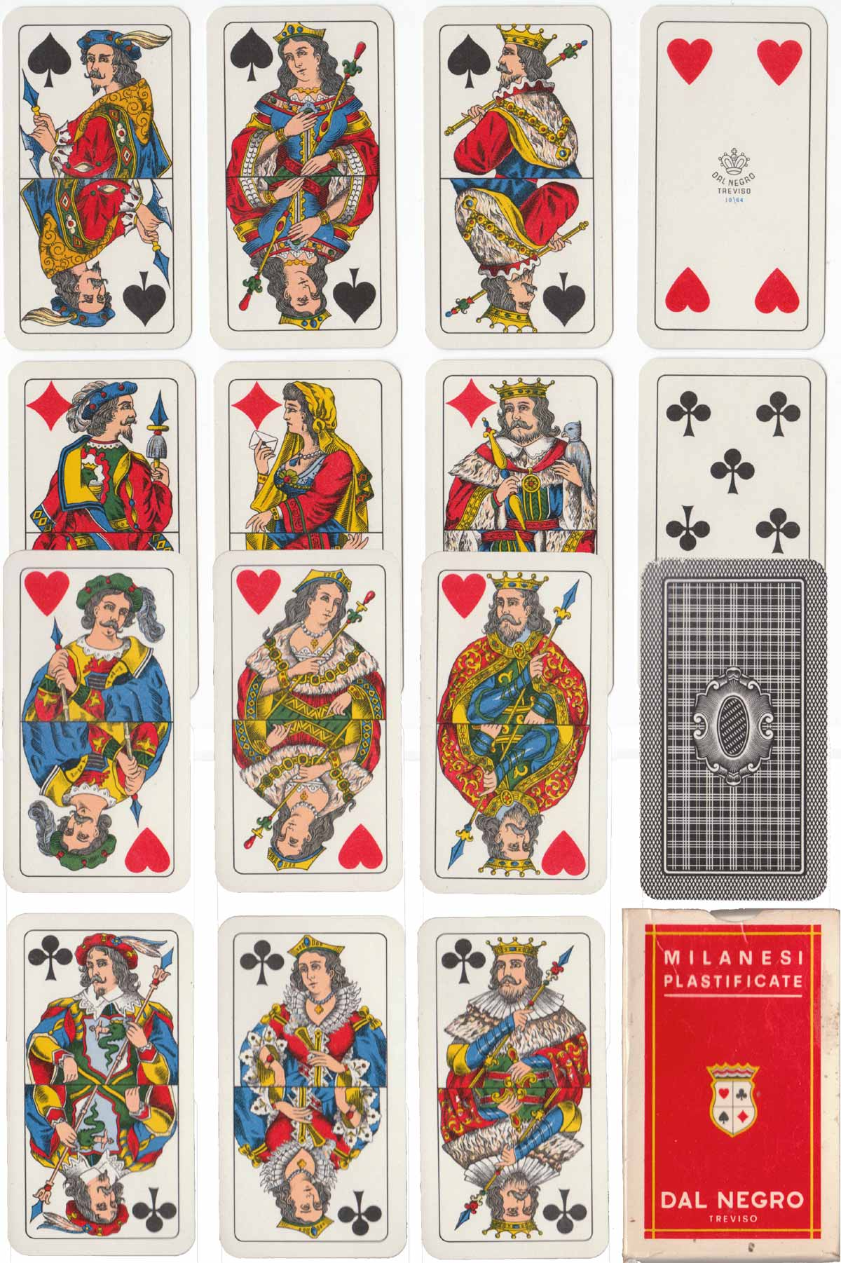 Milanesi pattern by Dal Negro