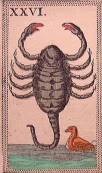 Italian Minchiate card
