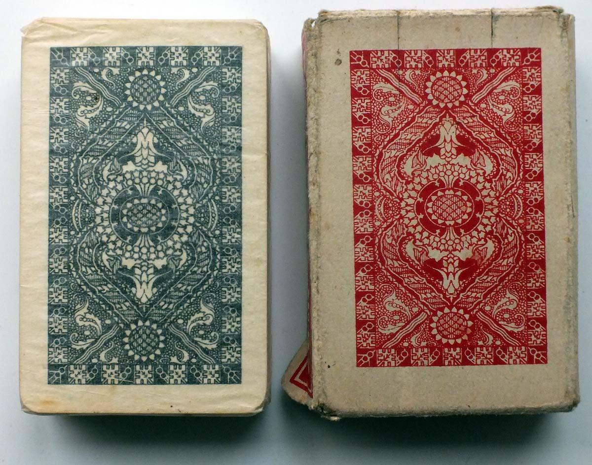Neapolitan pattern, Modiano, 1958