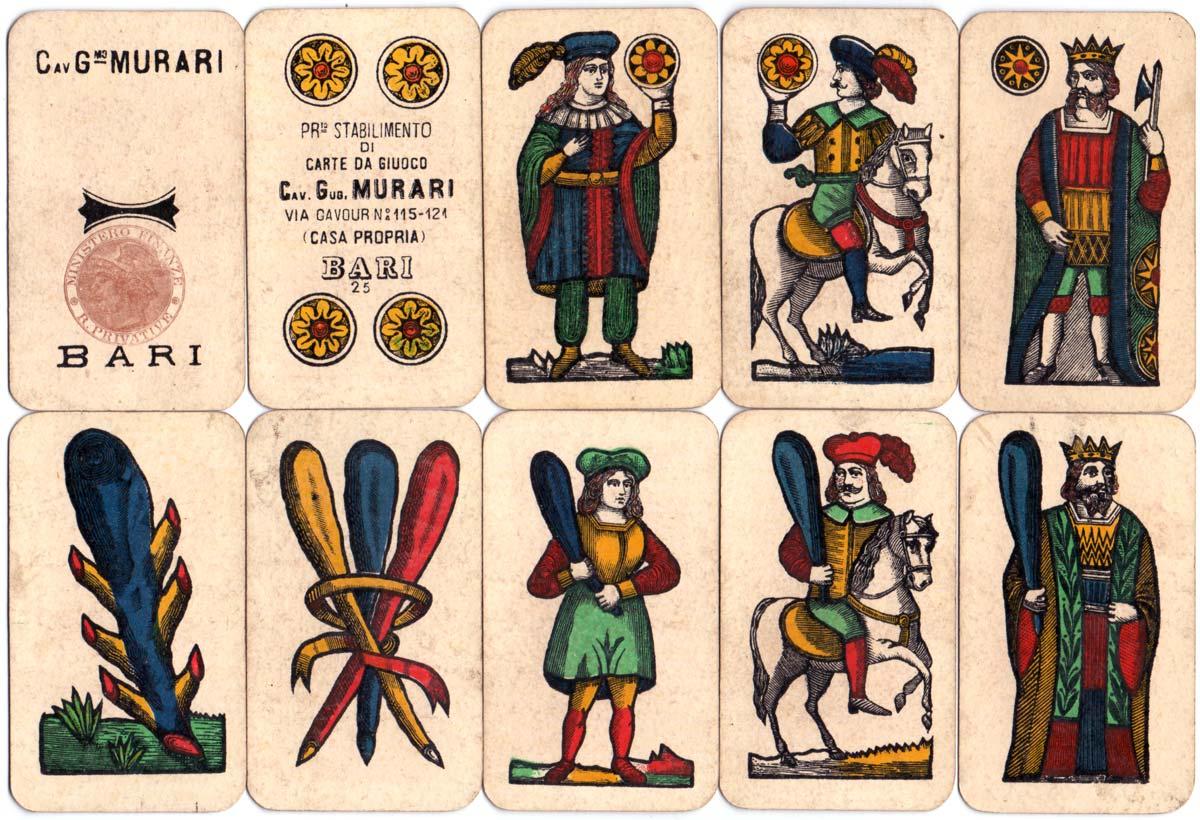 Romagnole pattern by G. Murari, c.1920