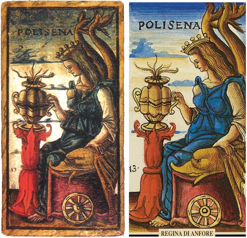 Polisena arcanum 13