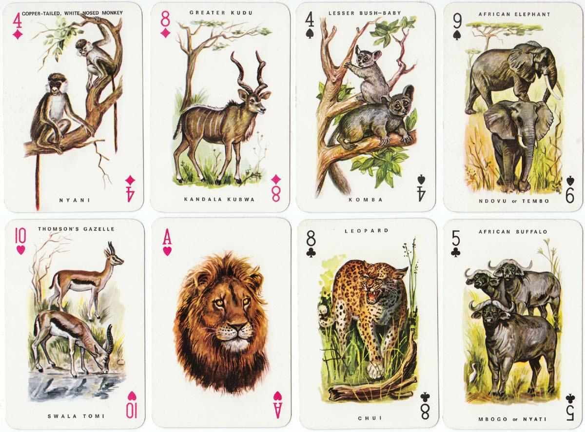 Sapra Studio Original playing cards, 1999