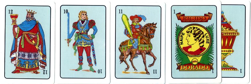Anonymous Mexican playing cards for Club Deportivo Guadalajara, A.C.