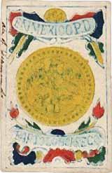 Bartolo Borrego, 1836