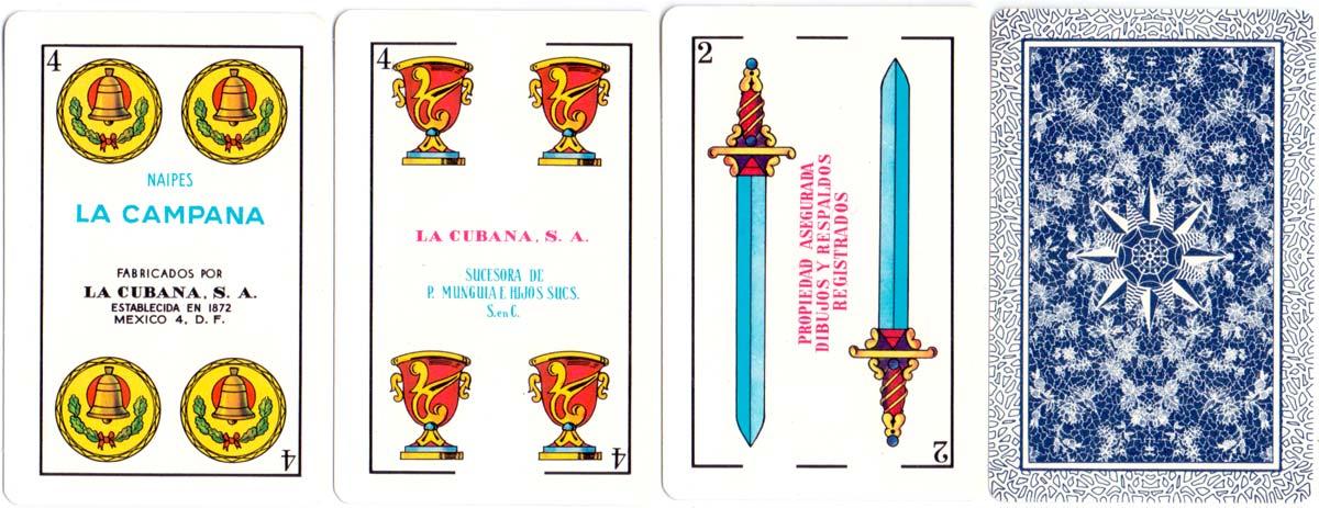 Naipes Campana Extra, c.1990