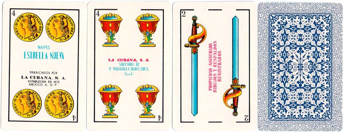Naipe Estrella 180, 1999.
