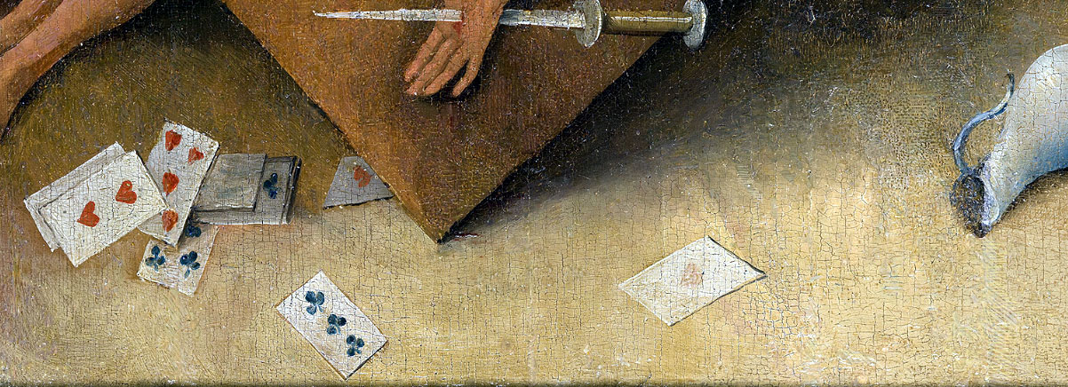 Hidden meanings in painting by Jheronimus Bosch